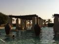 Poolanlage in Dubai