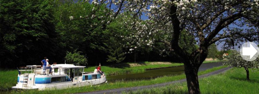 Hausboot_Frankreich_Boot