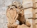Statue in Mdina