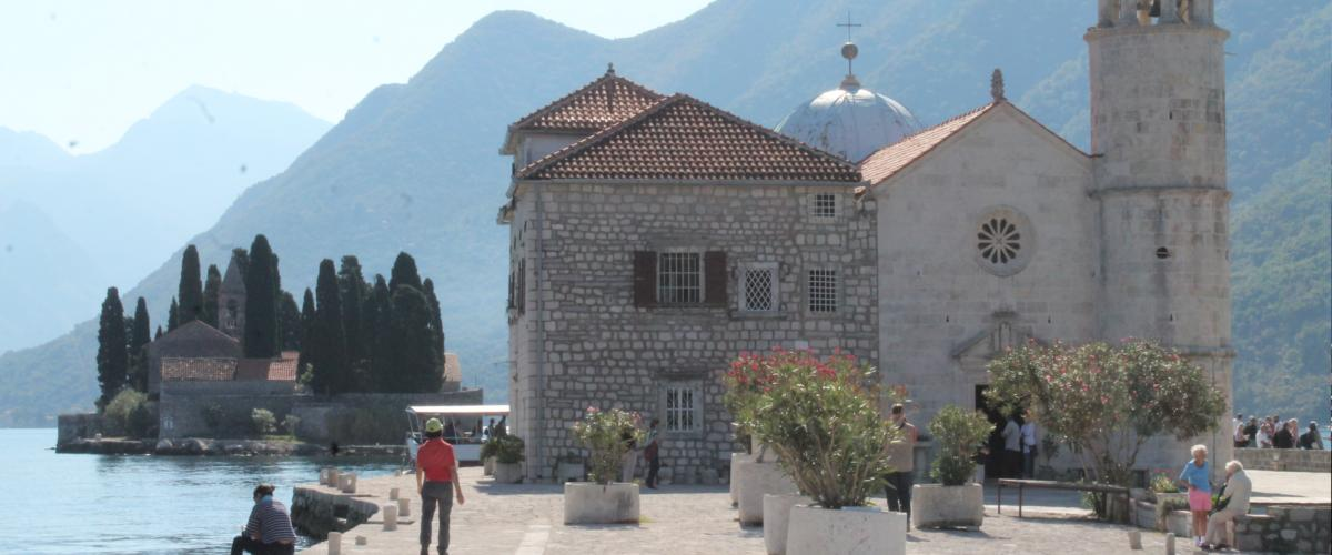 Lady of the Rocks - Perast
