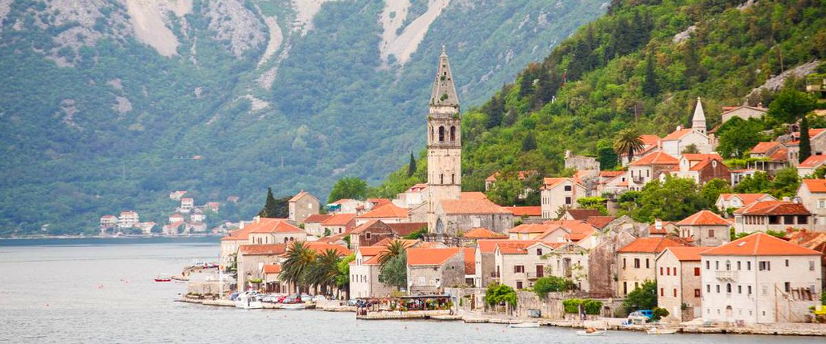 The town of Perast