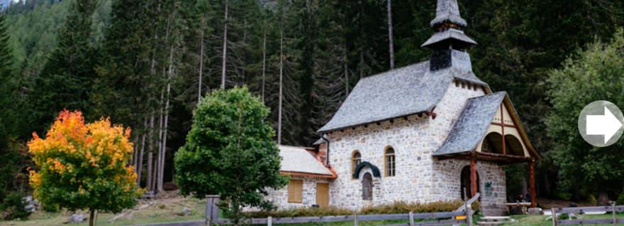 Pragser Wildsee_Kapelle