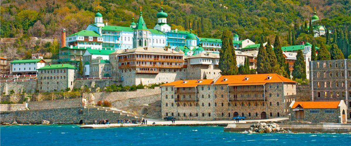 Griechenland: Athos