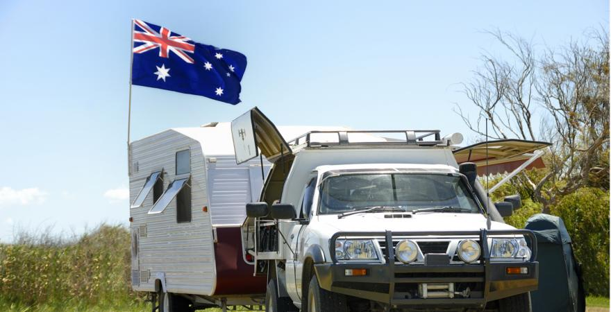 Camper Australien