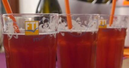 Rezept Glühweinprosecco aus der FTI Kairaba Lounge