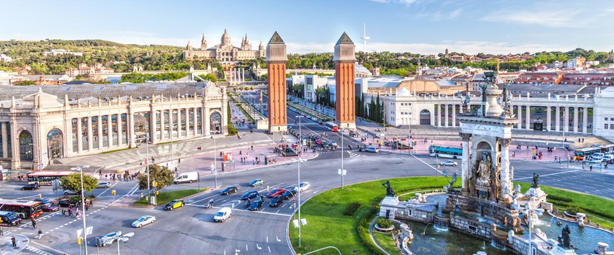 Städte besichtigen: Barcelona