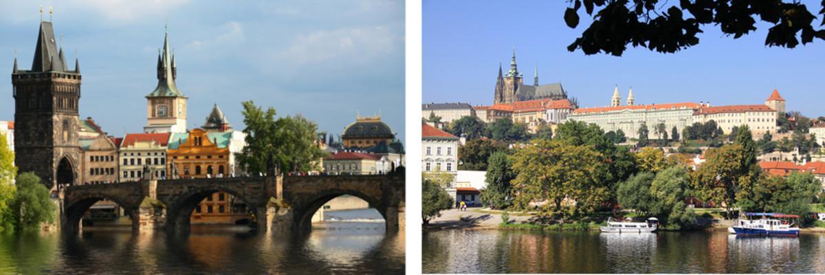 Prags Sehenswürdigkeiten