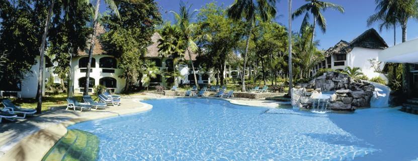 Kenia: Severin Sea Lodge: Hotel FTI