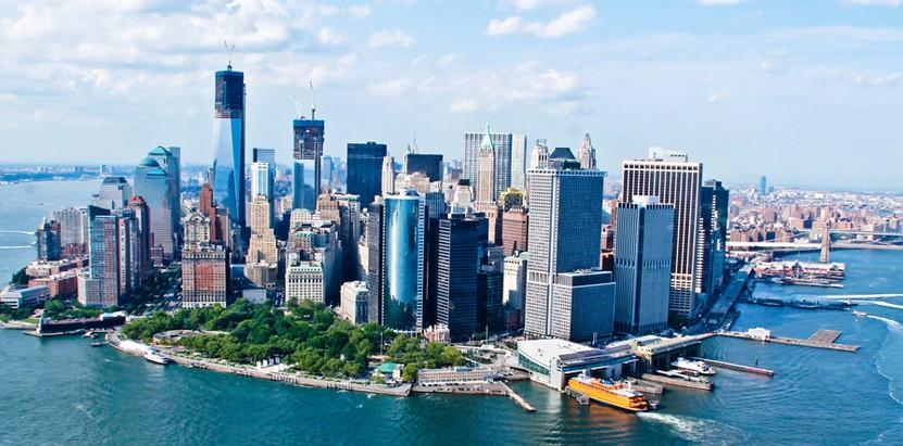 Der meistfotografierte Spot in New York? Das Guggenheim Museum