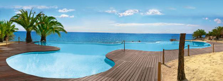 Das Costa dei Fiori Hotel auf Sardinien
