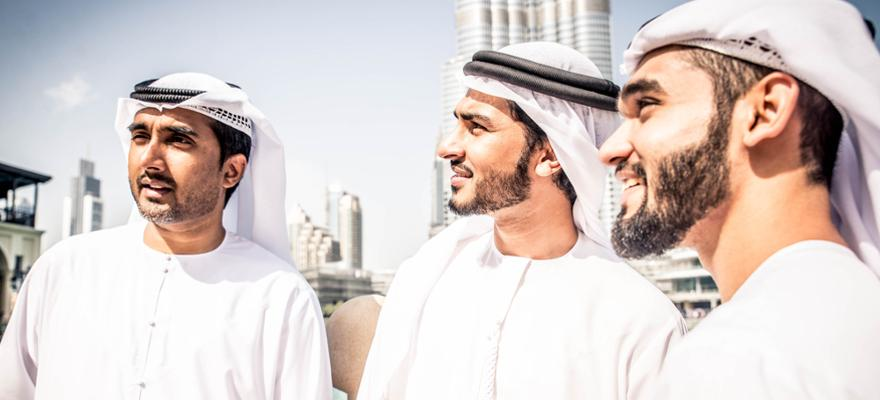Bekleidung für Männer in Dubai