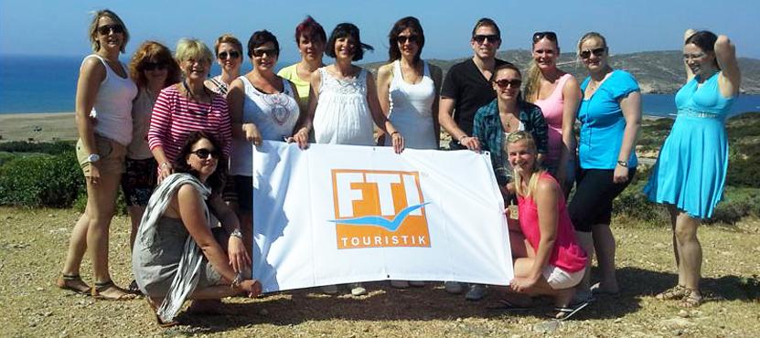 Unterwegs mit FTI auf Rhodos