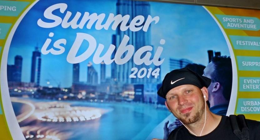Ein unvergesslicher Urlaub: Dubai 2014