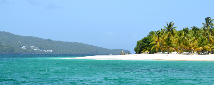 Die Karibik von ihrer schönsten Seite...