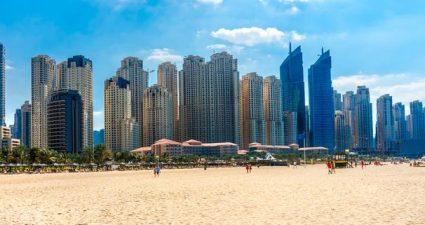 Dubais Strände
