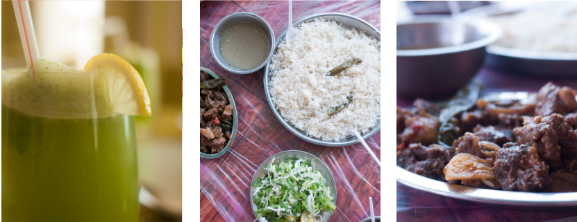 Urlaub im Orient: Essen in Salalah