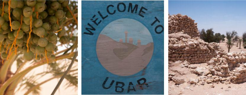 RubAlChali und Ubar in salalah - Oman