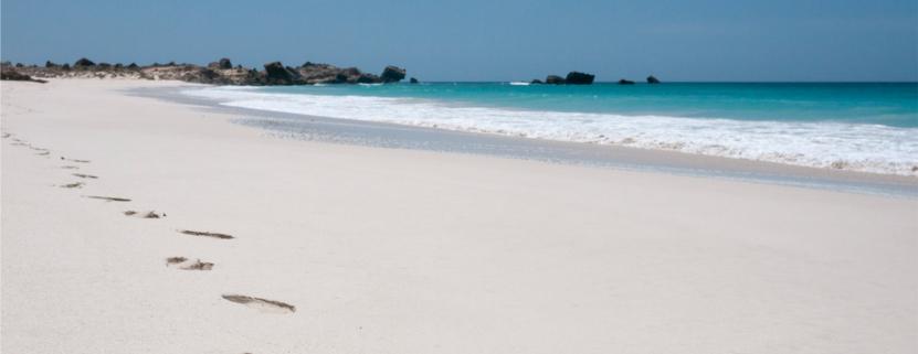 Salalah Strandurlaub im Oman
