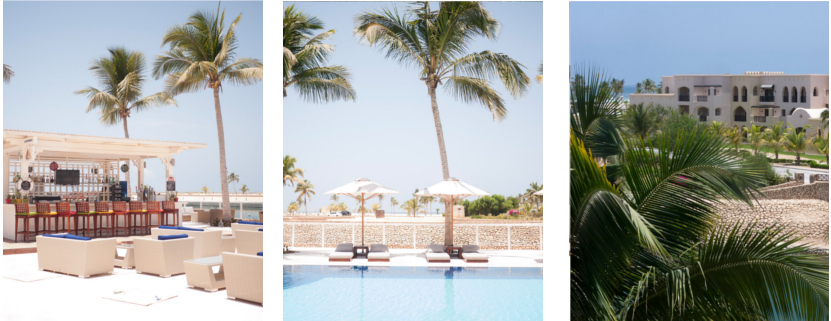 Urlaub im Juweirah Hotel Salalah - Oman Urlaub am Strand Salalah