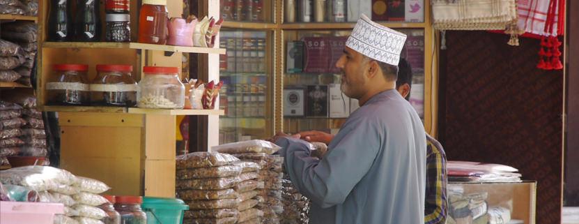 Weihrauch kaufen im Oman
