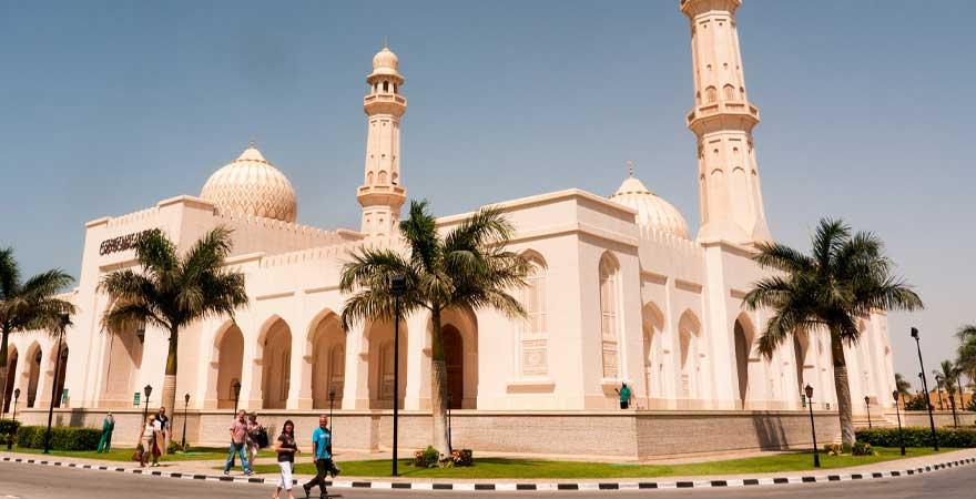 Palast in Salalah