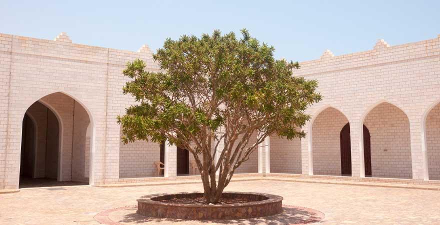 Weihrauch Museum in Salalah
