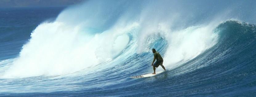 Hawaii - die Heimat des Surfens