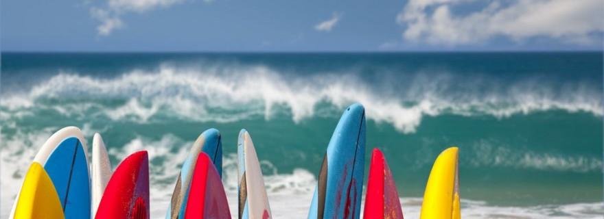 Kalirfornien - die Heimat der Beachboys