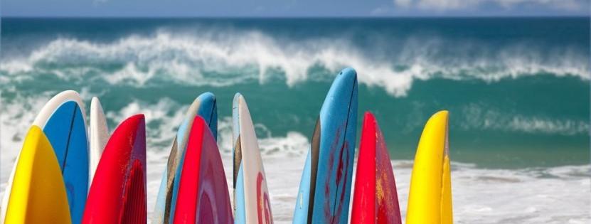 Kalifornien - die Heimat der Beachboys