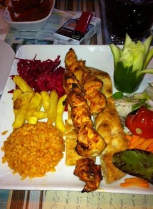 Lecker: die türksichen Spezialitäten muss man einfach probieren