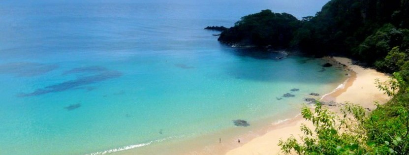 Traumstrand Brasiliens: Der Baia do Sancho