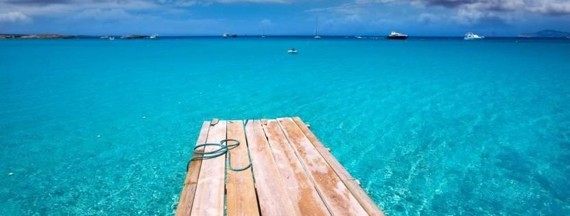Traumstrand auf Formentera: der Playa de ses Illetes