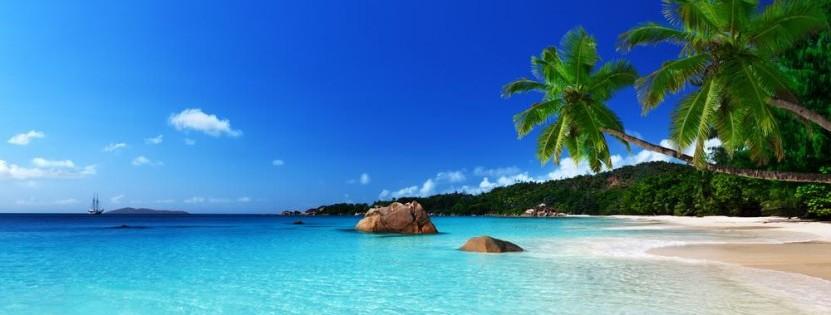 Den Urlaub am Anse Lazio Traumstrand auf der Insel Praslin werdet Ihr nie vergessen...