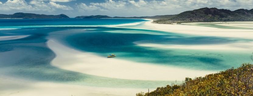 Der Whitehaven Beach in Australien - ein unvergessliches Urlaubserlebnis