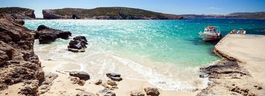 Comino auf Malta