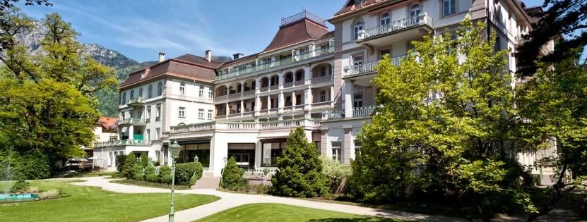 Perfektes Urlaubszuhause: das Wyndham Grand Hotel Bad Reichenhall