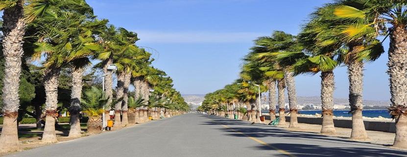 Zyperns erneuerte Straßen