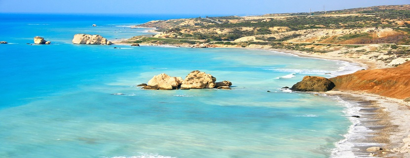 Südküste bei Paphos