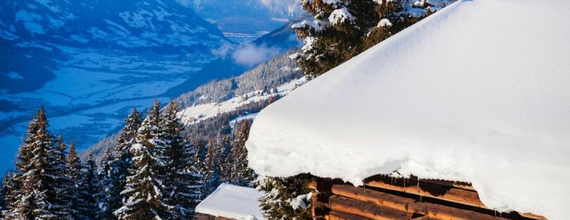Ein herrlicher Ausblick in Südtirol