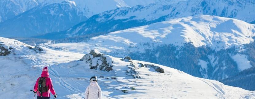 Den Skiurlaub einfach mal genießen