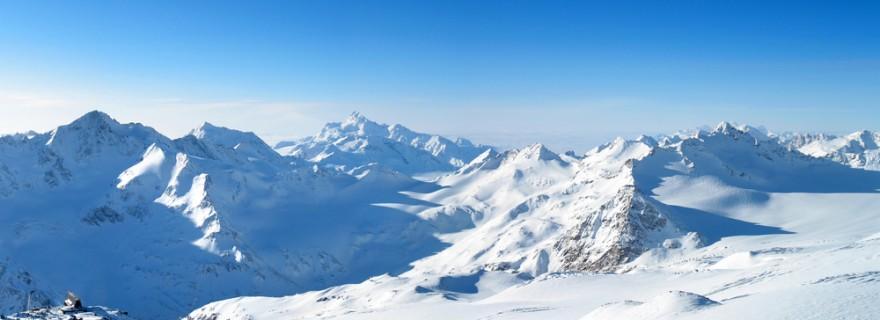 Das Winterparadies für Skifahrer
