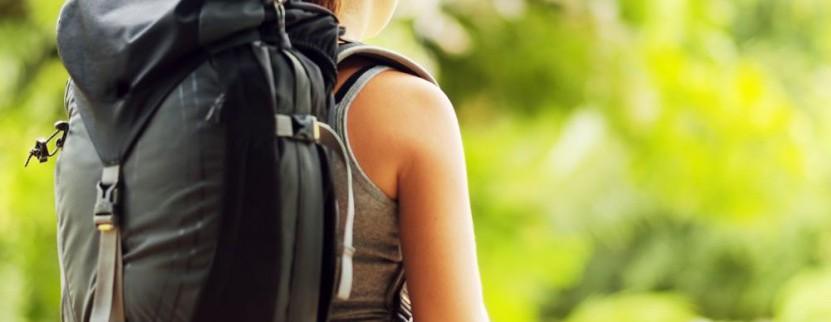 Der richtige Rucksack macht den Unterschied