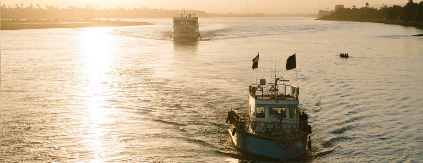 Reisebericht Ägypten: auf Nilkreuzfahrt mit FTI