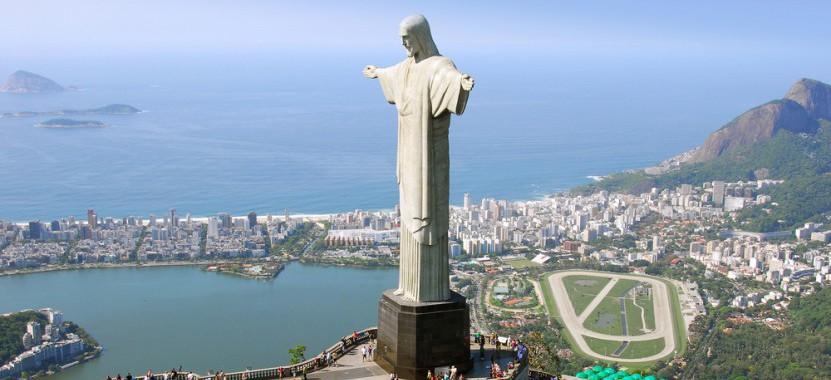 Die Erlöserstatue in Rio
