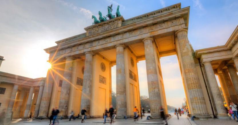 Das Brandenburger Tor - das Wahrzeichen Berlins