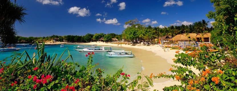 Urlaub in Bali: Meer und Strand