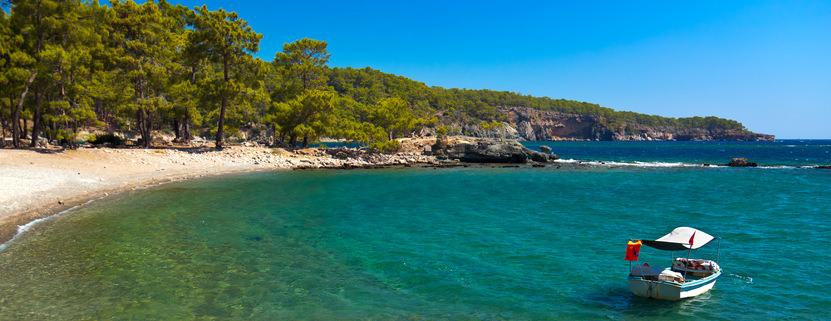 Die Türkische Riviera lockt zu Ostern mit tollem Wetter