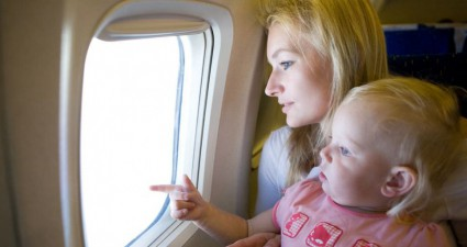 Tipps für einen entspannten Flug mit Kindern!