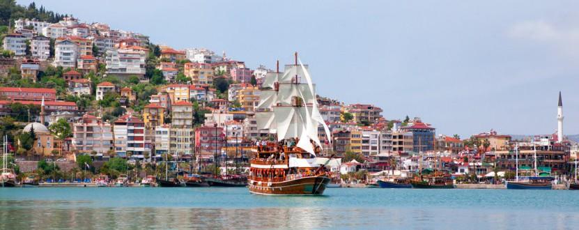 Perfekt für Familien: die Türkei
