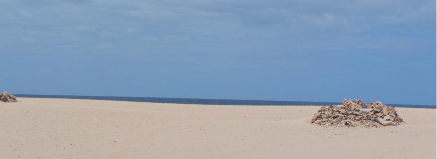 Die Dünen von Corralejo - Fuerteventura
